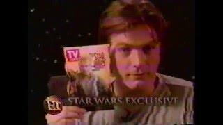 Star Wars: Episode I Hype! - Leonard Maltin's George Lucas Interview, Merchandising, Lots More