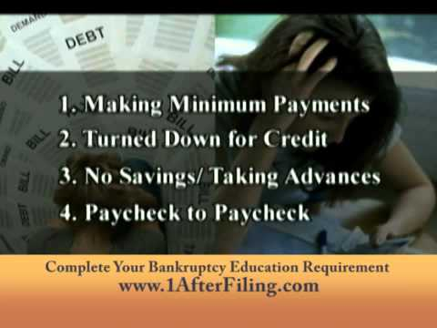 Bankruptcy Financial Management Course