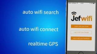 jefwifi in apple store and google play
