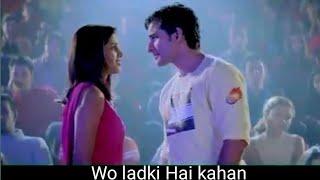 Wo ladki hai kahan song - Lyrics  Dil chahta hai   Javed Akhtar   shaan