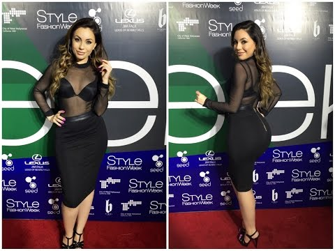 Uldouz Goes To a Fashion Show   Uldouz Vlogs from YouTube · Duration:  4 minutes 1 seconds