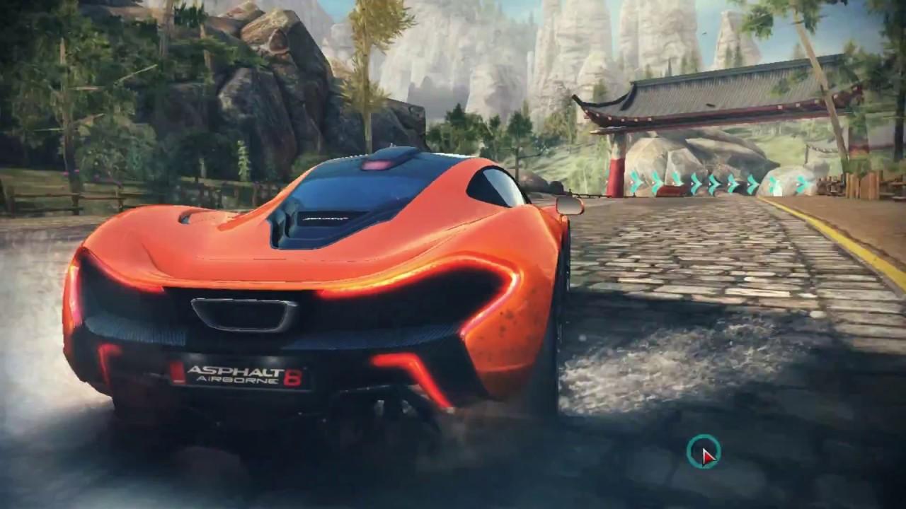 ASPHALT 8:Live And Drag Race McLaren P1 And Lamborghini