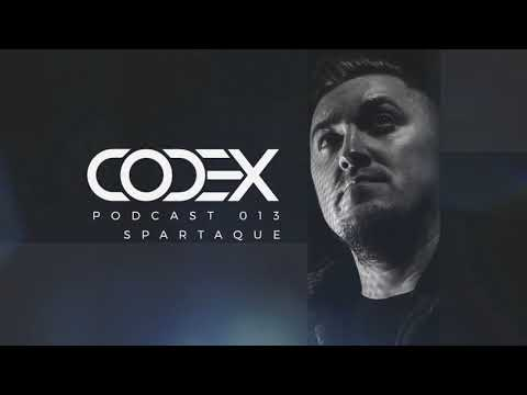 Codex Podcast 013 with Spartaque Weidenmann, Hannover, Germany