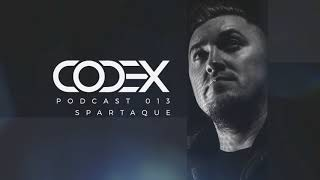 Codex Podcast 013 with Spartaque Weidendamm, Hannover, Germany