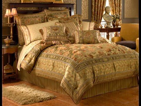 Croscill Comforter Sets - YouTube