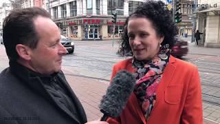 Nicole Höchst in Duisburg - Marxloh