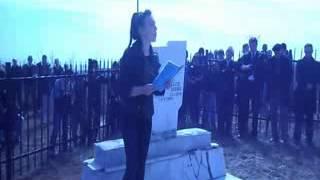 Repeat youtube video Krushë e Madhe nxënsja Fjolla Duraku 28 mars 2013