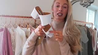 TOP SHOP HAUL & TRY ON | Josieldn My Love