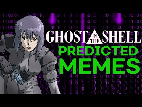 Did Ghost In The Shell Predict Meme Culture?! | Memes In Anime - Anime Explained