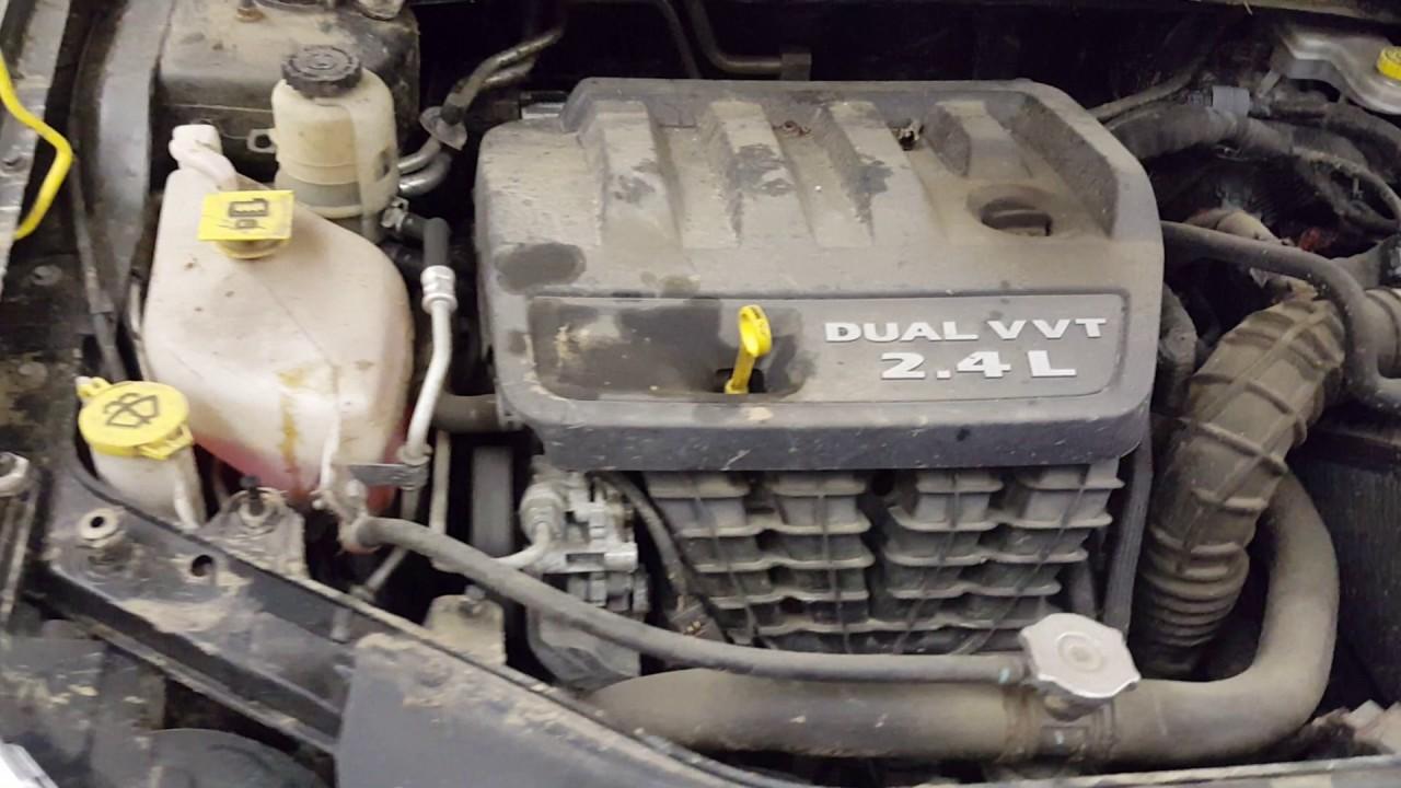 hight resolution of cl1247 2012 chrysler 200 limited 2 4l engine youtube pt cruiser brakes diagram chrysler 2 4l engine diagram