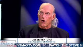 Malzberg | Jesse Ventura: Trump Is Wrong, We Don't Need To Build Up Our Military