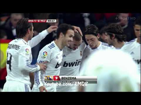 Real Madrid Vs Real Mallorca [ 1-0 ] 23.1.2011 Canal Sport HD