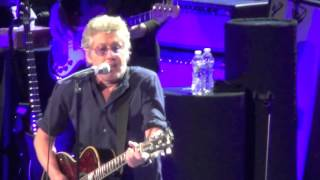 The Who @ TD Boston Garden, 3-7-16 WHO ARE YOU