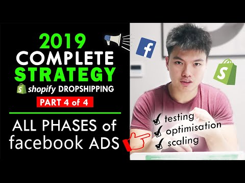 (FREE COURSE) $20k/Day Dropshipping Strategy Part 4/4: Complete Facebook ADs Guide thumbnail