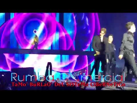 Super Junior 슈퍼주니어 Ft Leslie Grace - Lo Siento (Jockey Club, Perú) [RumbaComercial Com]