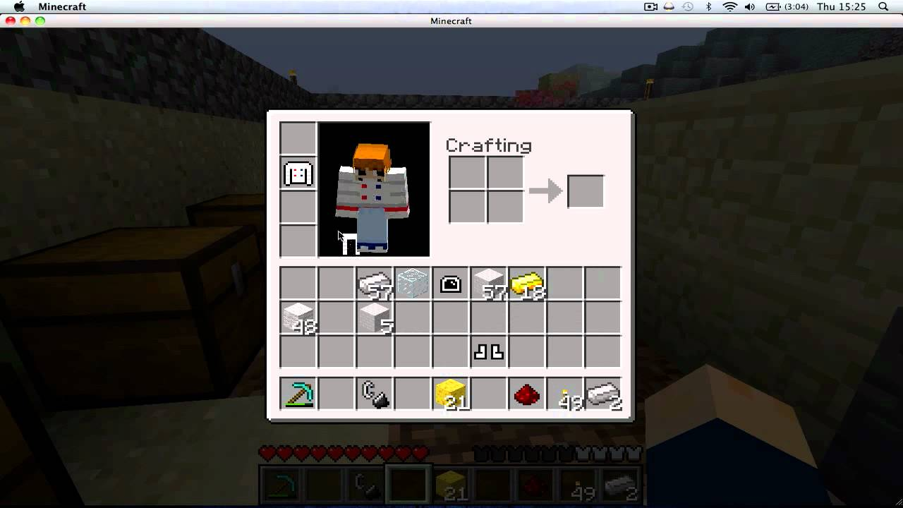 Mods You Should - The Moon Mod Minecraft - YouTube