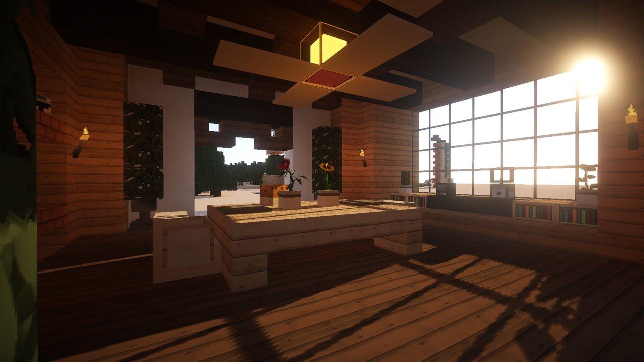 Minecraft Haus bauen Tutorial Modernes Haus bauen