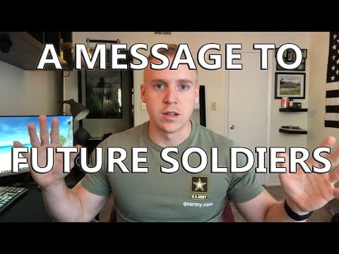 Every Future Soldier Should Watch This | Especially Infantry