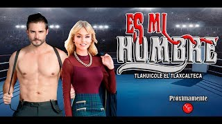 Telenovela Es Mi Hombre remake de Sos Mi Hombre con Angelique Boyer y Jose Ron 2018