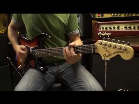 www.gitarteknikleri.com - Fender American Special HSS Stratocaster RW Tanıtımı