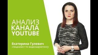 Анализ канала YouTube☎Найду ошибки на канале YouTube🙊Узнайте об ошибках на вашем YouTube-канале