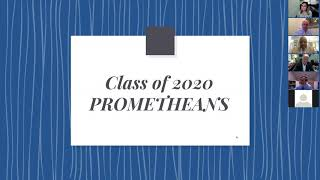 San Marino High Class Of 2020 Prometheans Ceremony