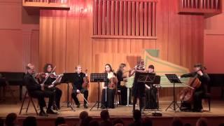 Antonio Vivaldi. Flute Concerto Op.10, No 4 in G Major, RV 435, II.Largo.  Lisa Lenkina