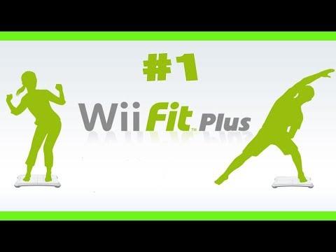 Wii Fit Plus Nintendo wii #1 (ITA) hd 1080p