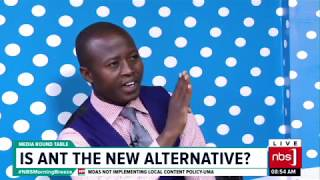 """ANT #NBSUpdates #NBSMediaRoundTable """"For more of these videos, foll..."""
