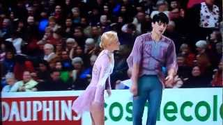 Tatiana Volosozhar & Maxim Trankov (Russia) - 2013 ISU World Pairs Gold Medal