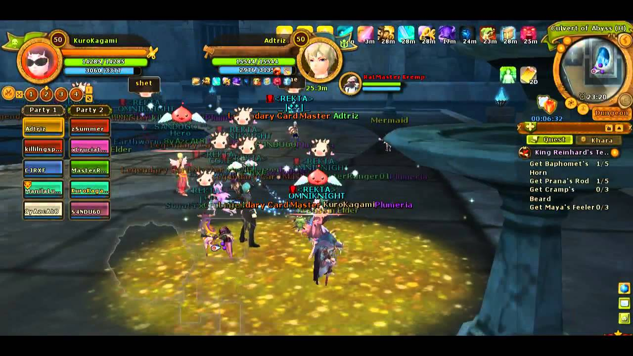 Dungeon Quest Online