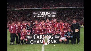 Carling English Premier League 1996-1997 Season Review