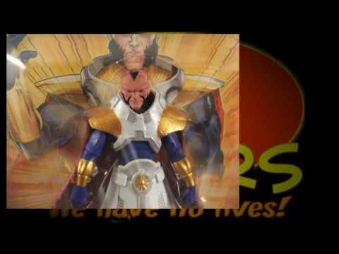 DC INFINITE HEROES CRISIS 4 PACK!