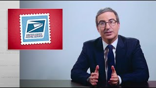 USPS: Last Week Tonight with John Oliver (HBO)