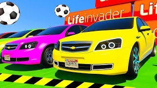 Funny cartoons about #cars for kids. Adventure in the mountains   Nursery Rhymes songs for children