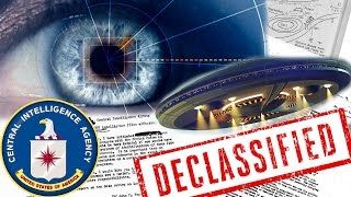 UFOs & Psychic Powers Revealed as CIA Release 800,000 Declassified Files