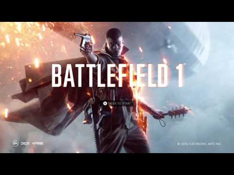 New Battlefield 1 Soundtrack (Main Menu) - Dawn of a New Time