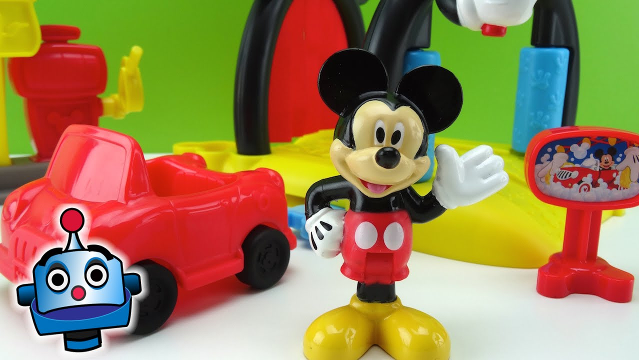 Mickey Car Mouse 'n' Wash Suds Soap nmNw08