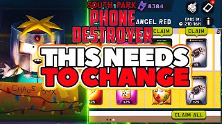 RANT! Deranking, Battle Pass and Chaos Mode | South Park: Phone Destroyer