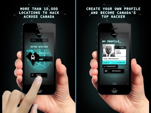 Watch Dogs Live App - ATM Hack