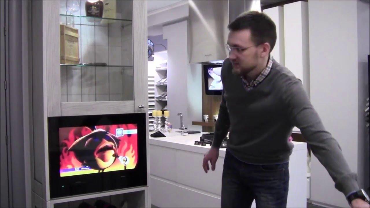 Встраиваемый однокамерный холодильник Liebherr UIK 1620 - YouTube