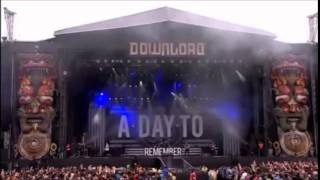 A day to remember - All I want (Live Download 2015)