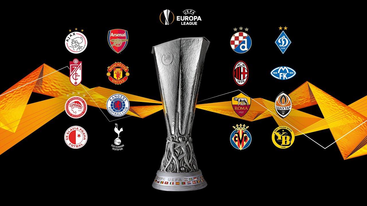 BỐC THĂM VÒNG 1/8 UEFA EUROPA LEAGUE 2020/2021