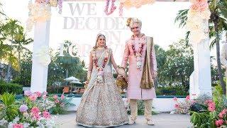 The Wedding of David & Roshni at Sheraton Hua Hin Resort & Spa - Thailand (Same Day Edit)