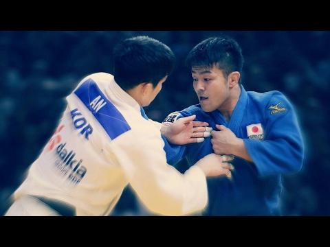 AN VS HASHIMOTO - JudoWorld柔道