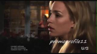 Covert Affairs - Official Season 2 - Fall Promo (#4)