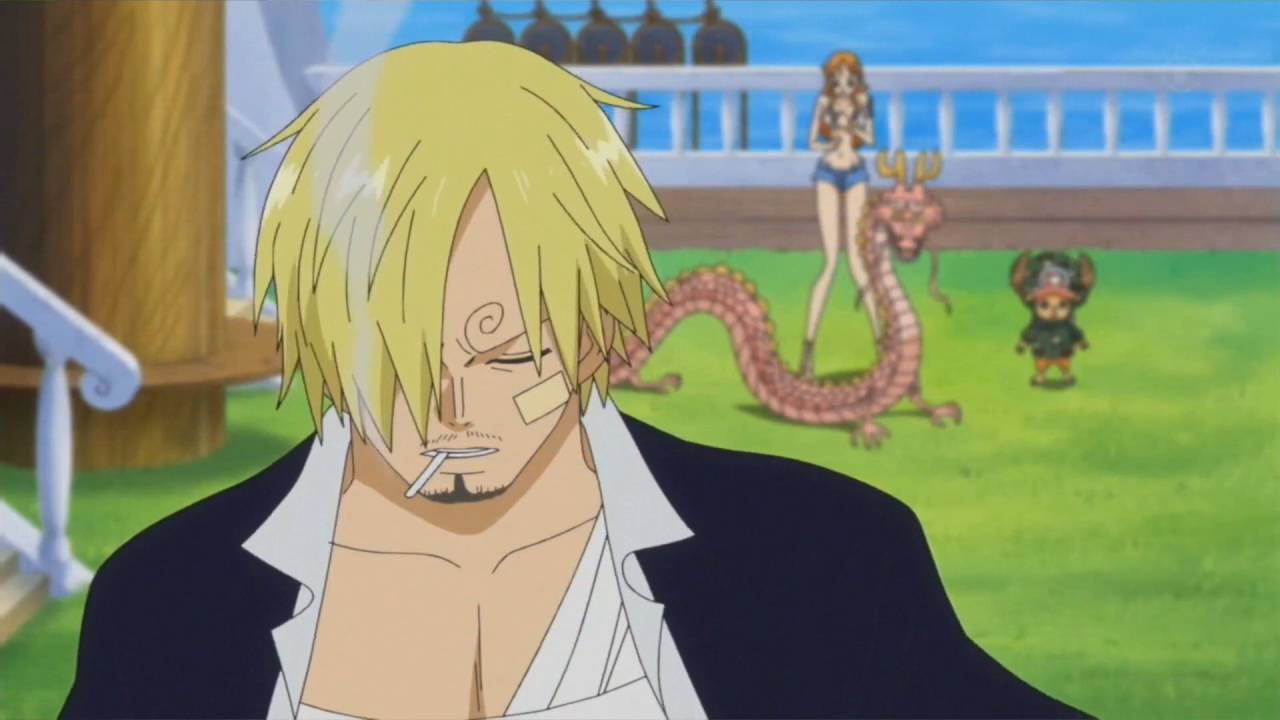 one piece folge 1 ger