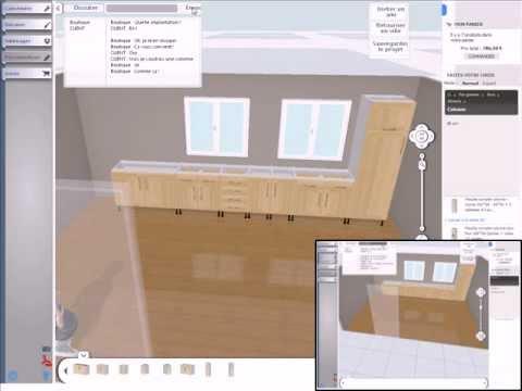 vb2s30 logiciel d 39 am nagement 3d collaboratif temps r el youtube. Black Bedroom Furniture Sets. Home Design Ideas