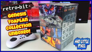 Sega Genesis Toaplan Shooter's Collector's Edition Unboxing! Tons Of Extras - An Awesome Collection!