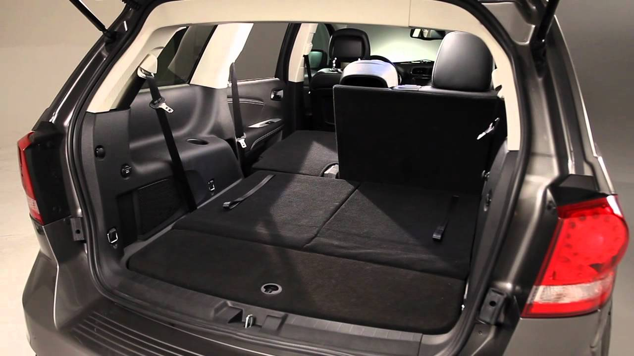 Fiat freemont 7 seater review